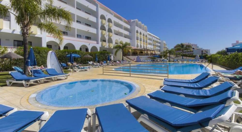 Holidays at Paladim Apartments in Albufeira, Algarve