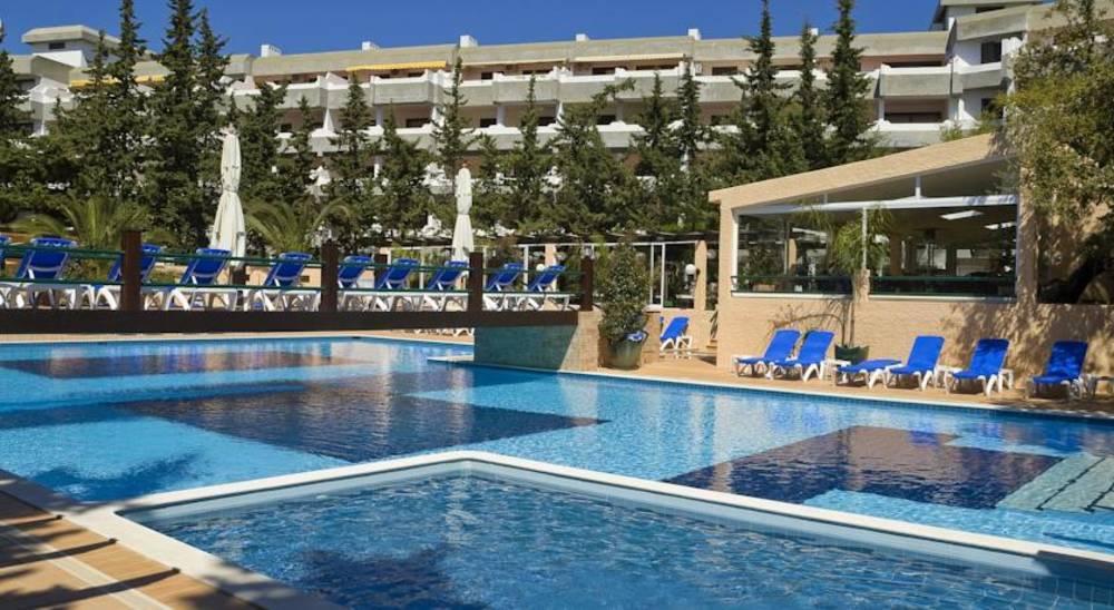 Holidays at Da Balaia Apartments in Olhos de Agua, Albufeira