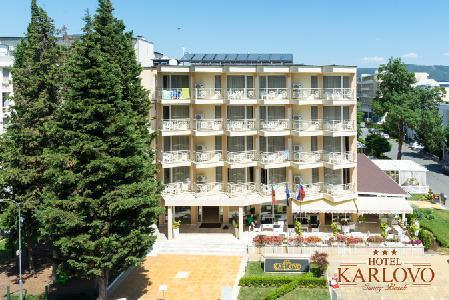 Holidays at Karlovo Hotel in Sunny Beach, Bulgaria