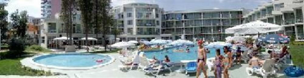 Holidays at Avliga Beach Hotel in Sunny Beach, Bulgaria