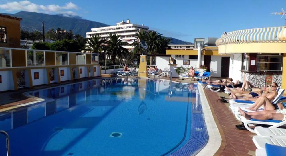 Holidays at Casa Del Sol Hotel in Puerto de la Cruz, Tenerife