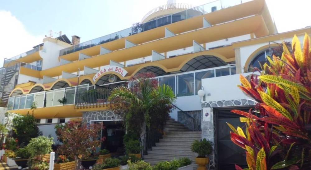 Casa del sol hotel puerto de la cruz tenerife canary islands book casa del sol hotel online - Hotel sol puerto de la cruz ...