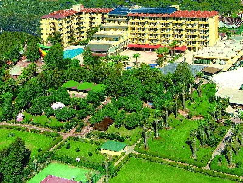 Holidays at MC Mahberi Beach Hotel in Konakli, Antalya Region