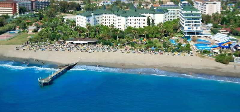 Holidays at MC Park Resort Hotel in Konakli, Antalya Region