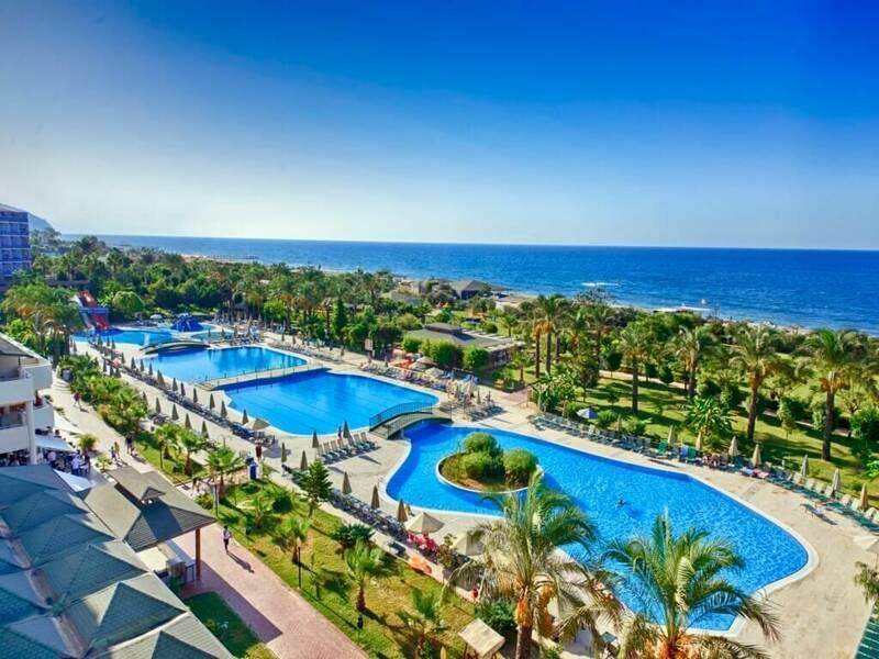 Holidays at MC Arancia Resort Hotel in Konakli, Antalya Region