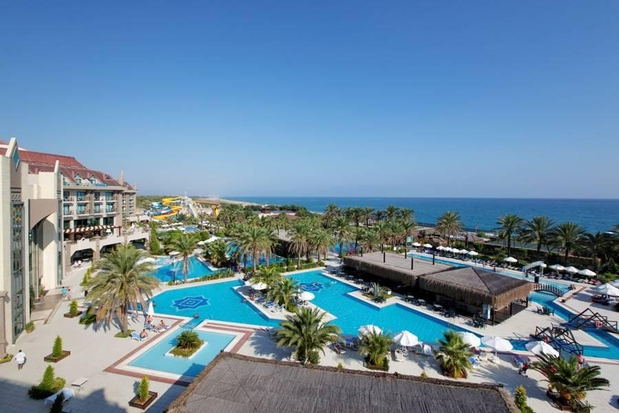 Holidays at Nashira Resort and Spa Hotel in Titreyingol Side, Side