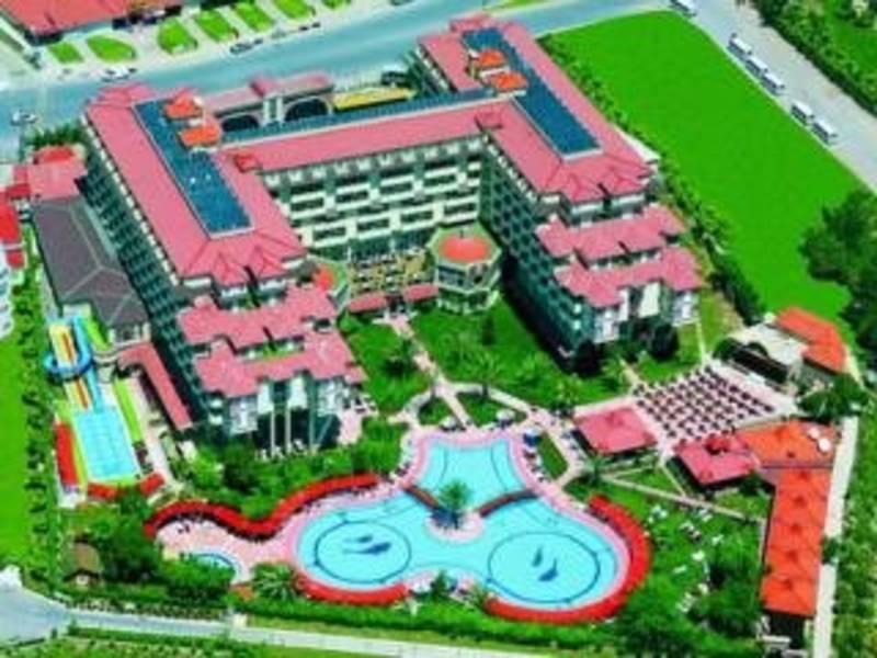 Holidays at Nova Park Hotel in Side, Antalya Region