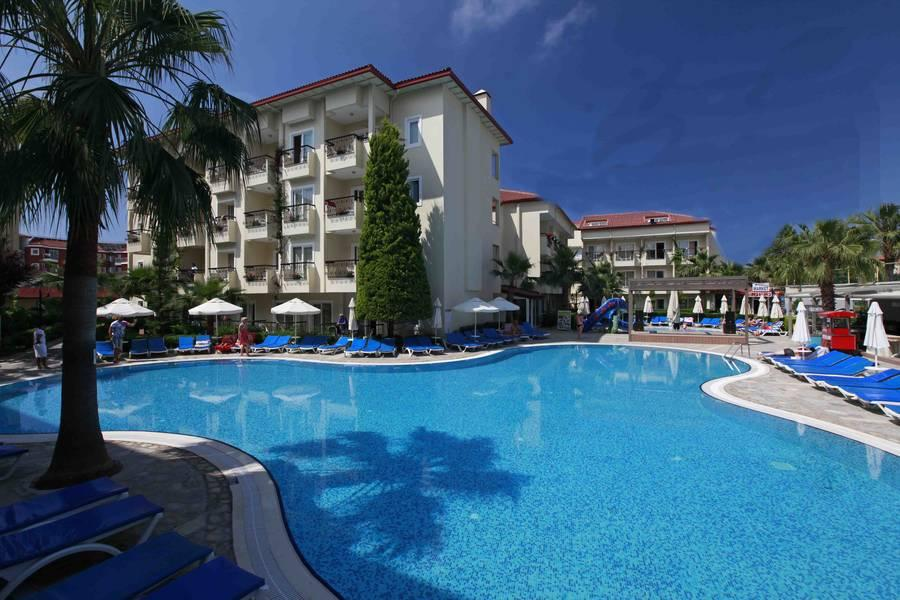 Holidays at Sun City Hotel and Apartments in Side, Antalya Region