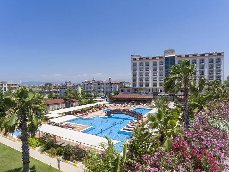 Holidays at Side Kum Hotel in Kumkoy Side, Side