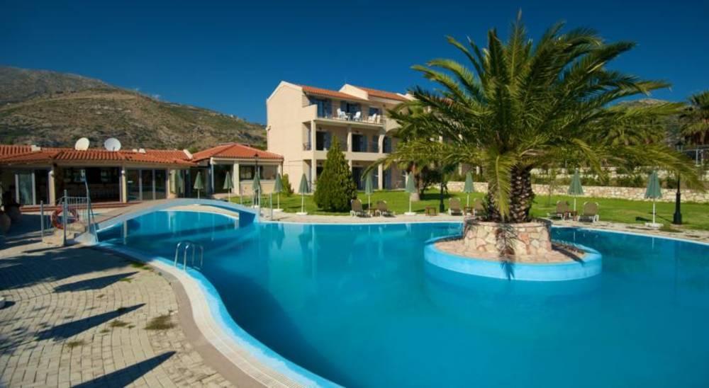 Holidays at Alkioni Hotel in Katelios, Kefalonia