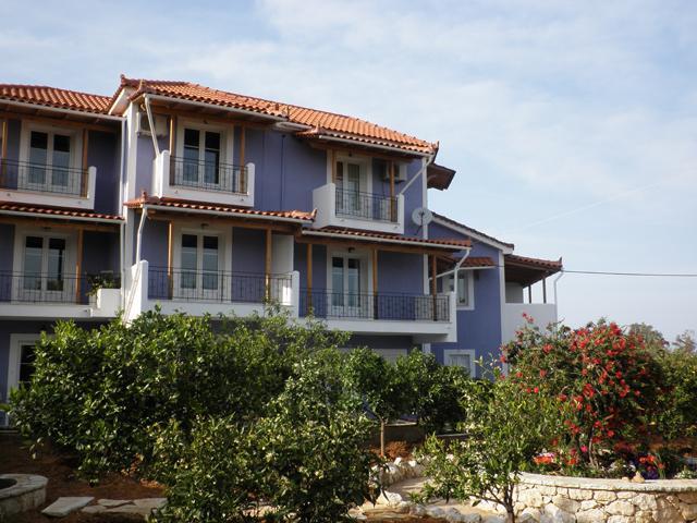 Holidays at Villa Elisa Apartments in Skala, Kefalonia