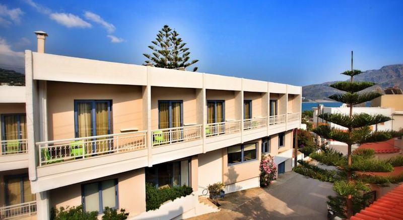 Holidays at Sofia Hotel in Plakias, Crete