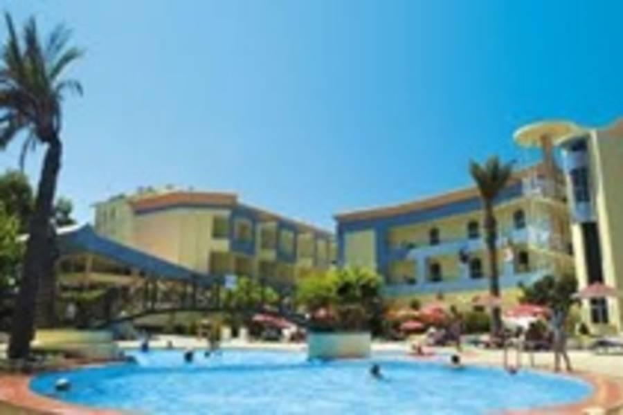 Holidays at Sunland Blue Bay Holiday Village Hotel in Ialissos, Rhodes
