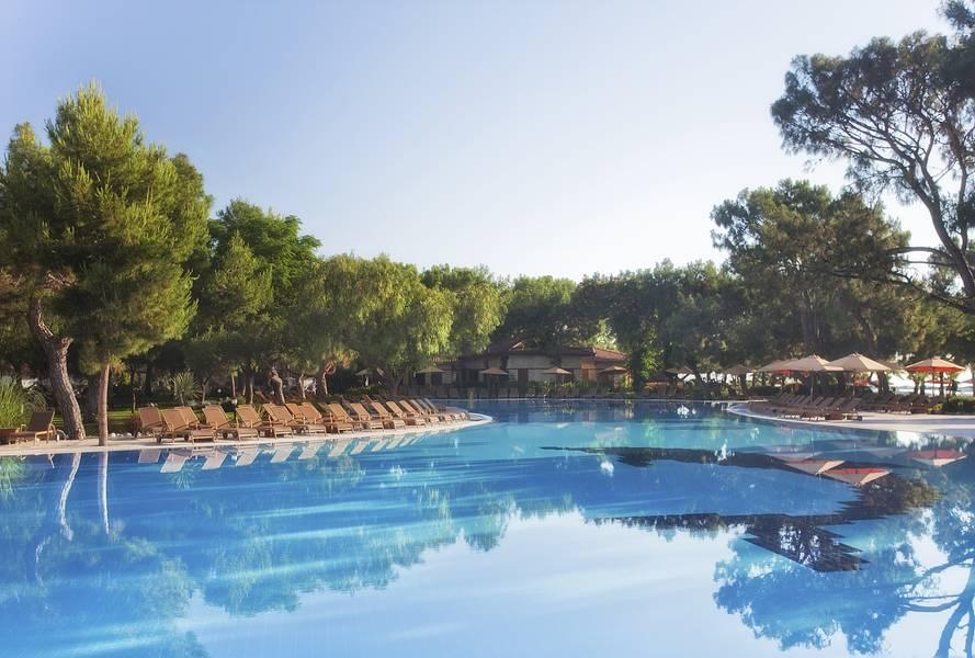 Holidays at Akka Hotel Antedon in Beldibi, Antalya Region