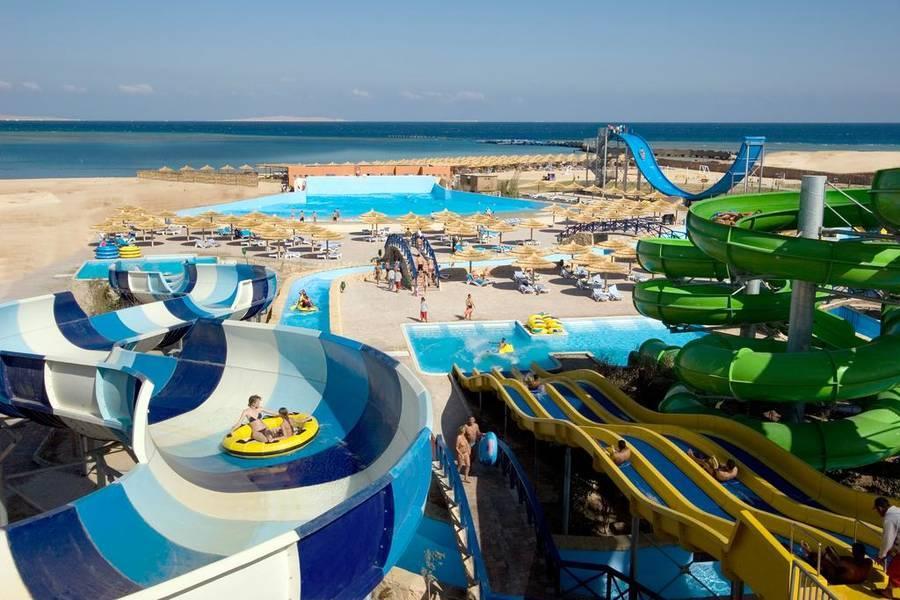 Holidays at Titanic Beach Spa and Aqua Park in Safaga Road, Hurghada
