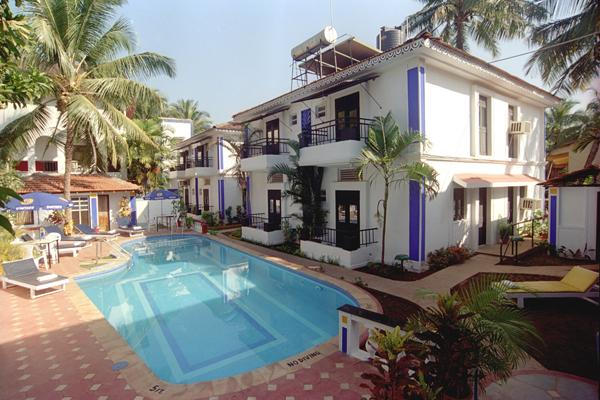 Holidays at Ronil Royale Hotel in Calangute, India