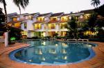 Holidays at Lagoa Azul Resort Hotel in Arpora, India