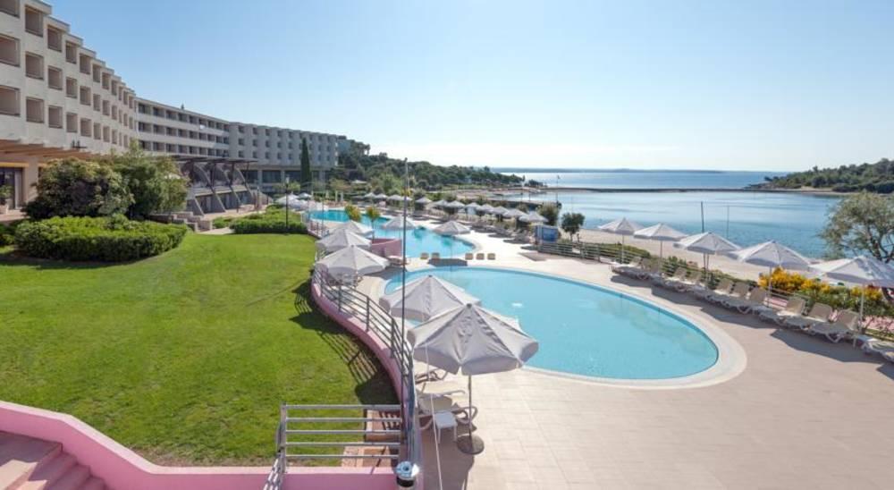 Holidays at Istra Hotel in Rovinj, Croatia