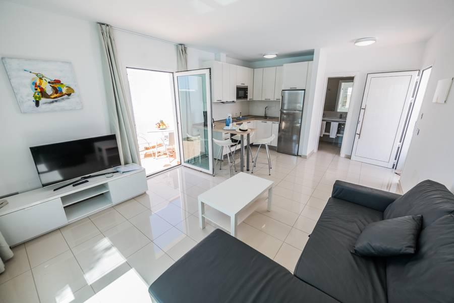 Holidays at Bahia Calma Apartments in Costa Calma, Fuerteventura