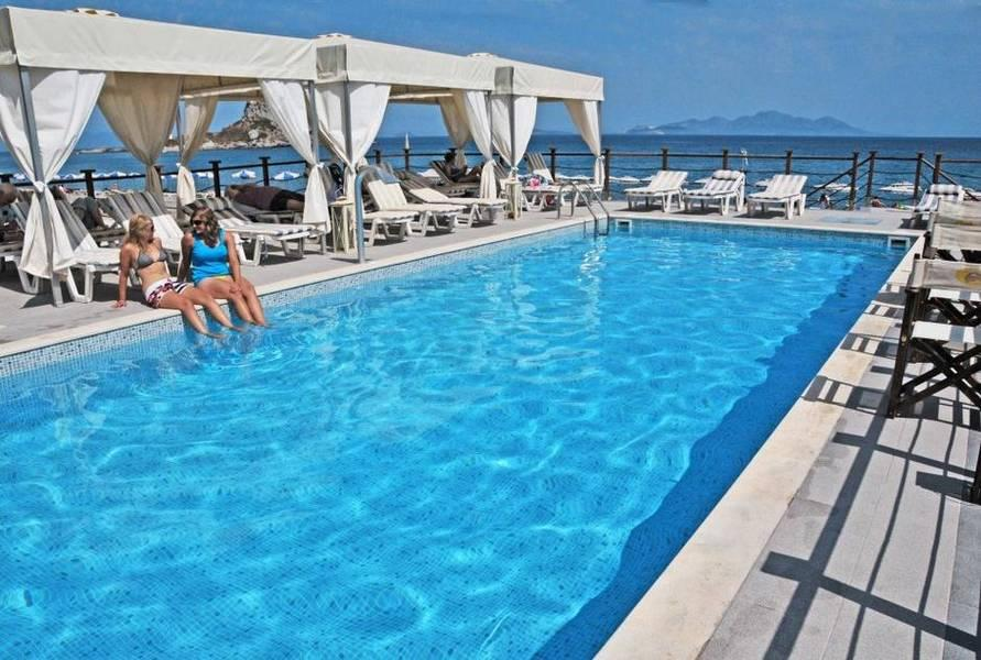Holidays at Sacallis Inn Hotel in Kefalos, Kos