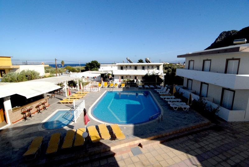 Holidays at Villa Popi Apartments in Kefalos, Kos