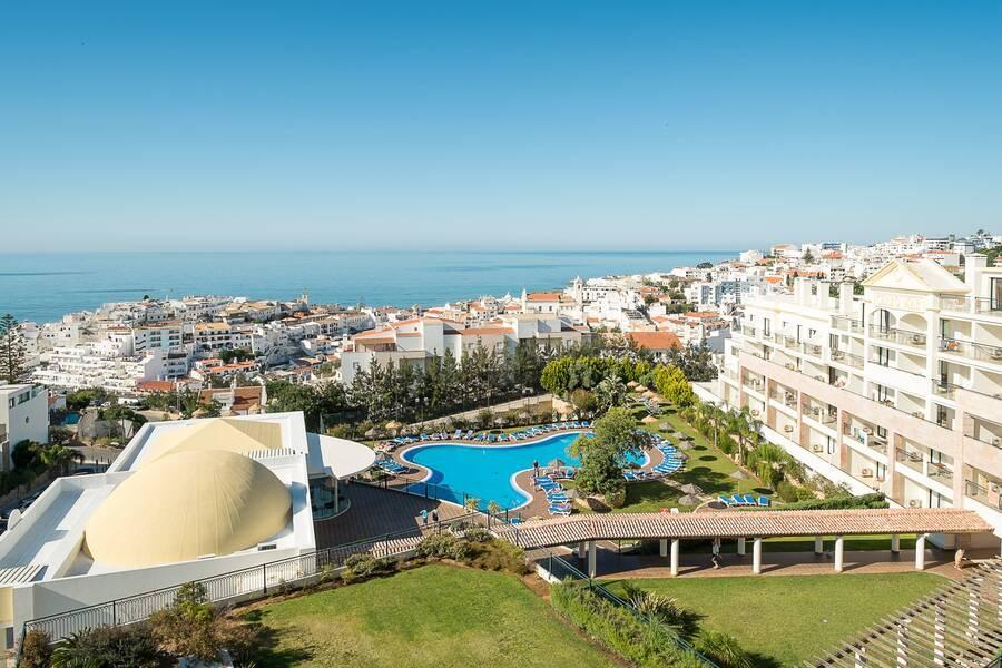 Holidays at Cerro Mar Garden Aparthotel in Albufeira, Algarve