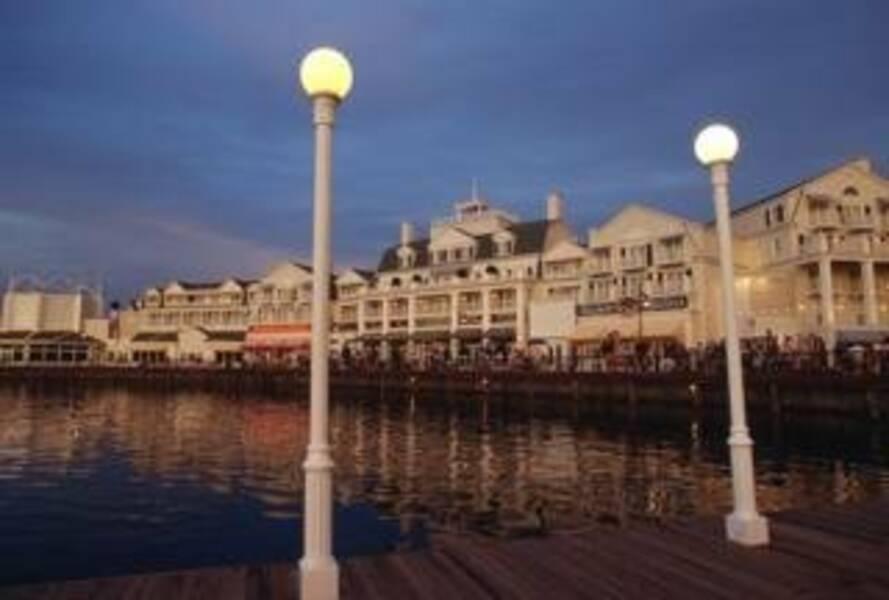 Holidays at Disney's Boardwalk Villas in Disney, Florida