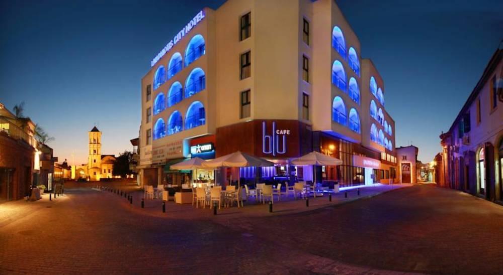 Holidays at Livadhiotis City Hotel in Larnaca, Cyprus