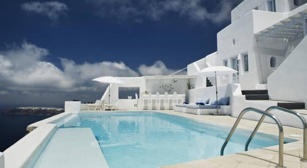 Holidays at Astra Suites in Imerovigli, Santorini