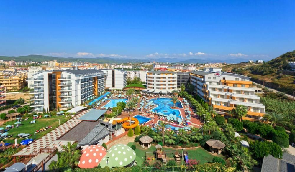Holidays at My Home Resort Hotel in Avsallar, Antalya Region