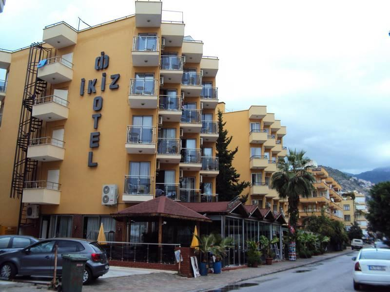 Holidays at Kleopatra Ikiz Hotel in Alanya, Antalya Region