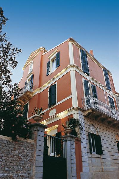 Holidays at Siorra Vittoria Hotel in Corfu Town, Corfu