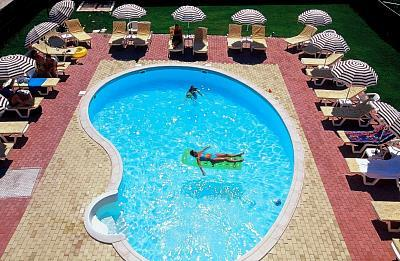 Holidays at Nemesis Aparthotel in Laganas, Zante