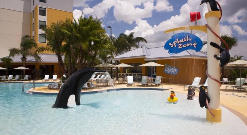 Holidays at Fairfield Inn And Suites Orlando At Seaworld in Orlando International Drive, Florida