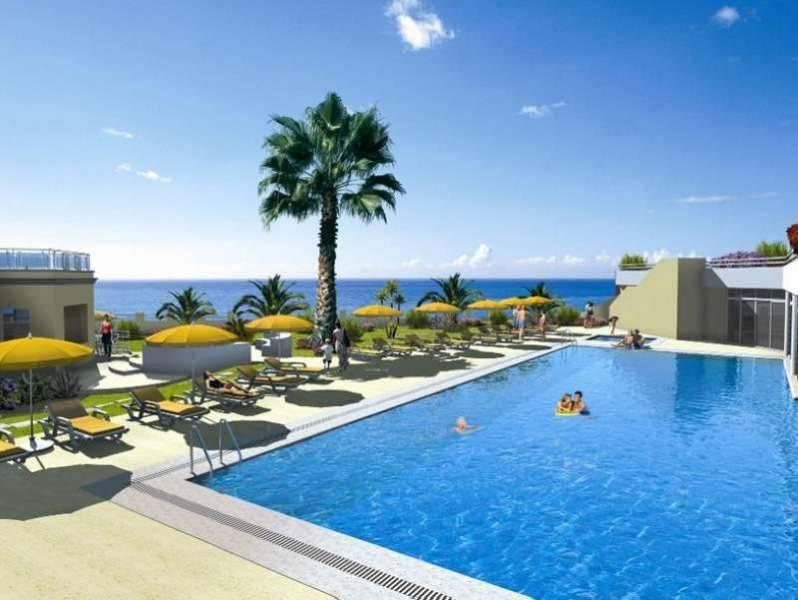 Holidays at Paul Do Mar Hotel in Prazares, Madeira