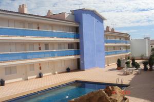 Holidays at Salsadellans Apartments in Alcoceber, Costa del Azahar