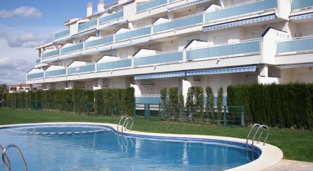 Holidays at Alcala Blau Hotel in Alcoceber, Costa del Azahar