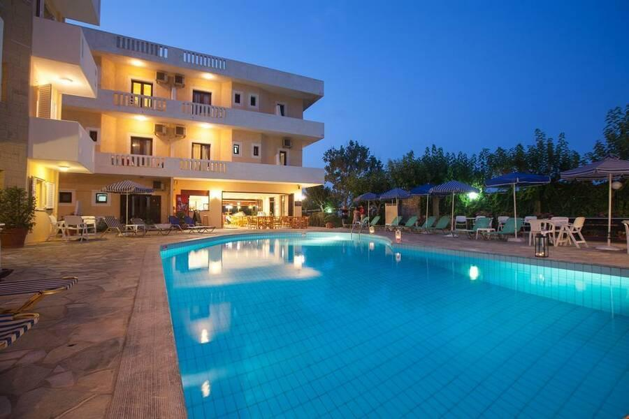 Holidays at Dimitra Hotel and Apartments in Kokini Hani, Crete