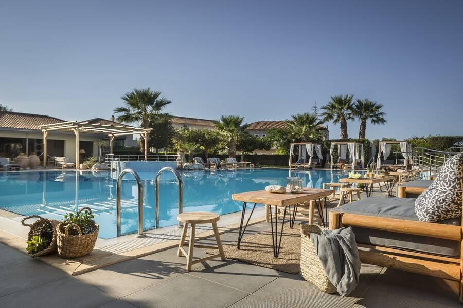 Holidays at Avithos Resort Hotel in Svoronata, Kefalonia