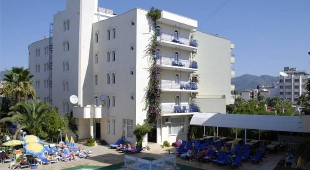 Holidays at Serin Hotel in Marmaris, Dalaman Region