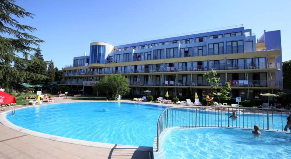 Holidays at Koral Hotel in St. Constantine & Helena, Bulgaria
