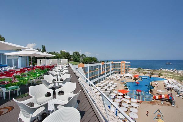 Holidays at Dolphin Marina Hotel in St. Constantine & Helena, Bulgaria
