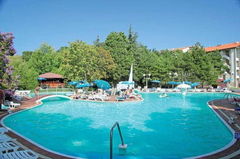 Holidays at Lebed Hotel in St. Constantine & Helena, Bulgaria