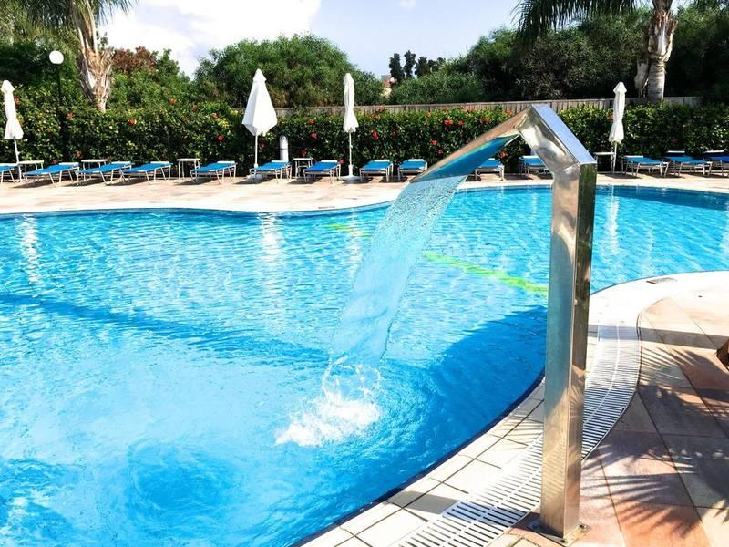 Holidays at Lantiana Gardens Apartment in Protaras, Cyprus