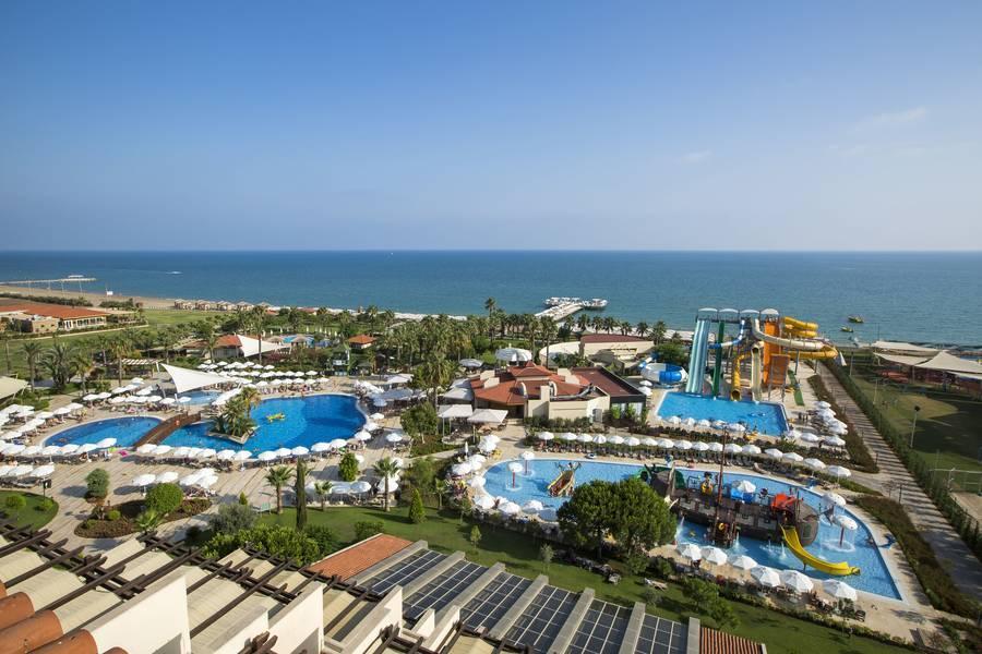 Holidays at Bellis Deluxe Hotel in Belek, Antalya Region