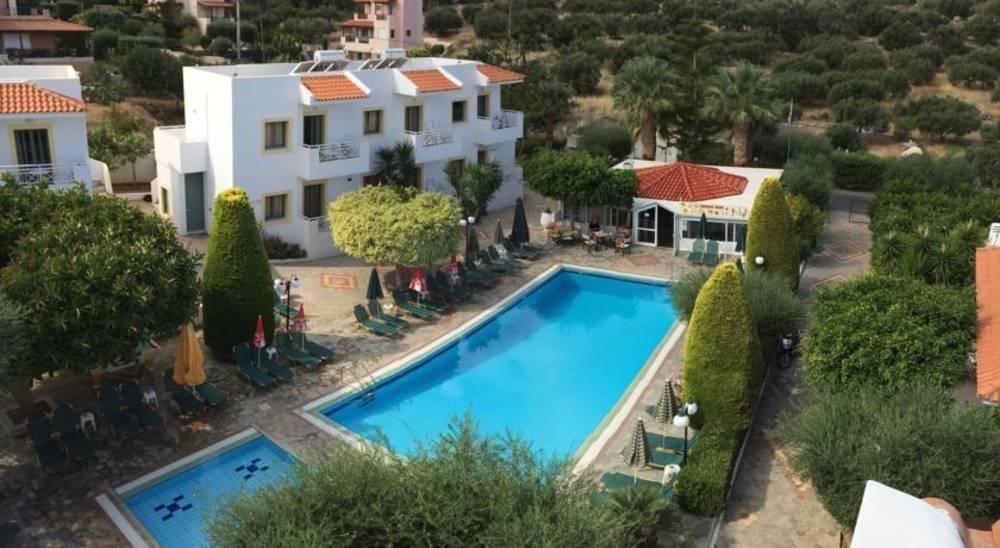 Holidays at Nikolas Villa Apartments in Hersonissos, Crete