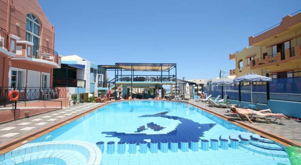 Holidays at Epimenidis Hotel in Agia Marina, Crete
