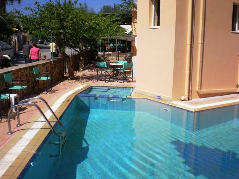 Holidays at Elotia Hotel in Agii Apostoli, Chania