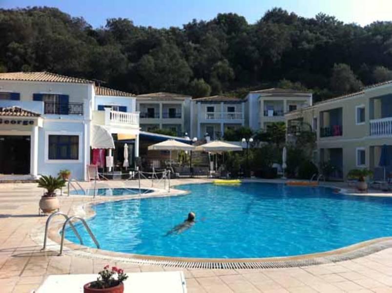 Holidays at San George Apartments in Sidari, Corfu