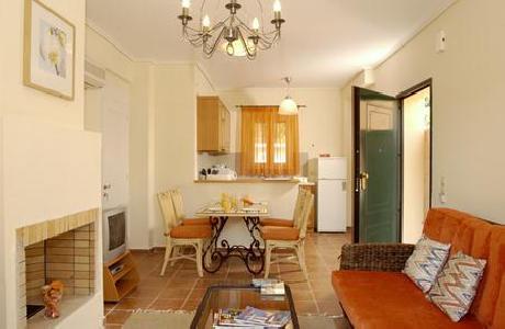 Holidays at La Riviera Barbati Seaside Apartments in Barbati, Corfu